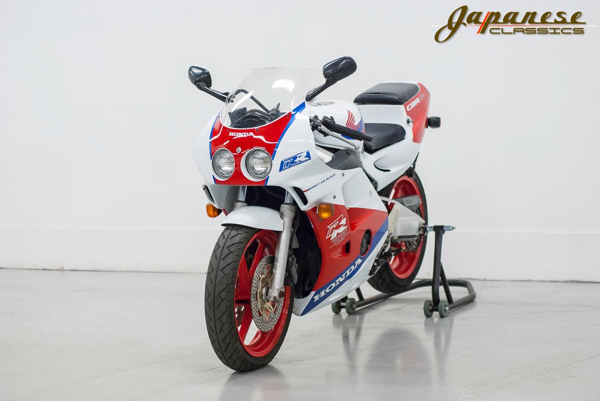 Oem Honda Japanese Classics   1991 Honda CBR250RR (MC22)