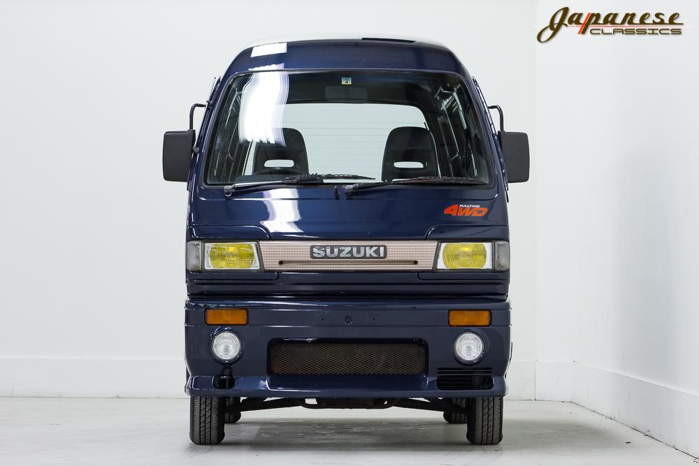 Japanese Classics 1991 Suzuki Every