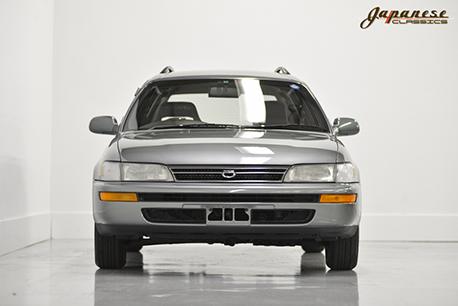 Japanese Classics | 1991 Toyota Corolla G-Touring (AE100)