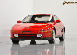 1992 Toyota MR2 GT-S