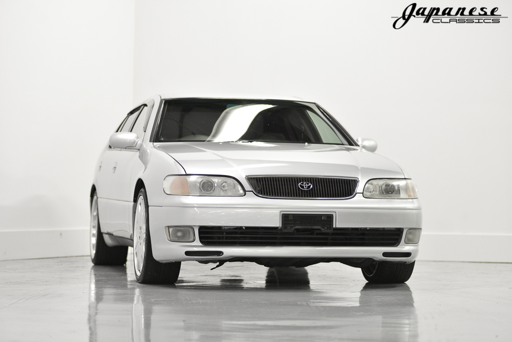 Toyota Brake Pads >> Japanese Classics | 1992 Toyota Aristo JZS147
