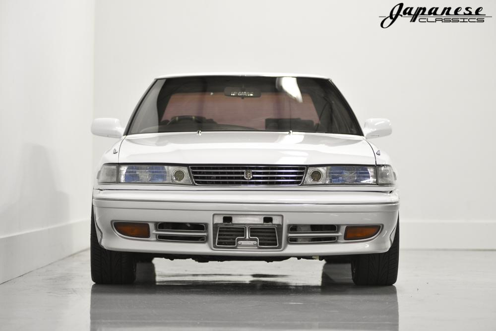 Japanese Classics 1991 Toyota Mark Ii Jzx81