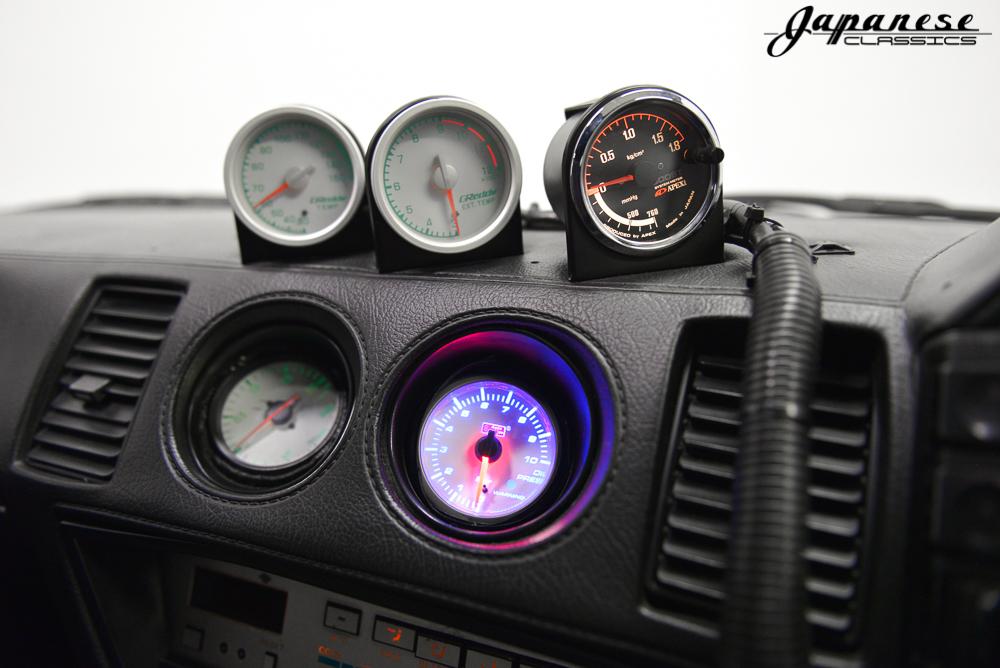 Nissan fair lady Z 432/' 69 naranja 1:18 Autoart