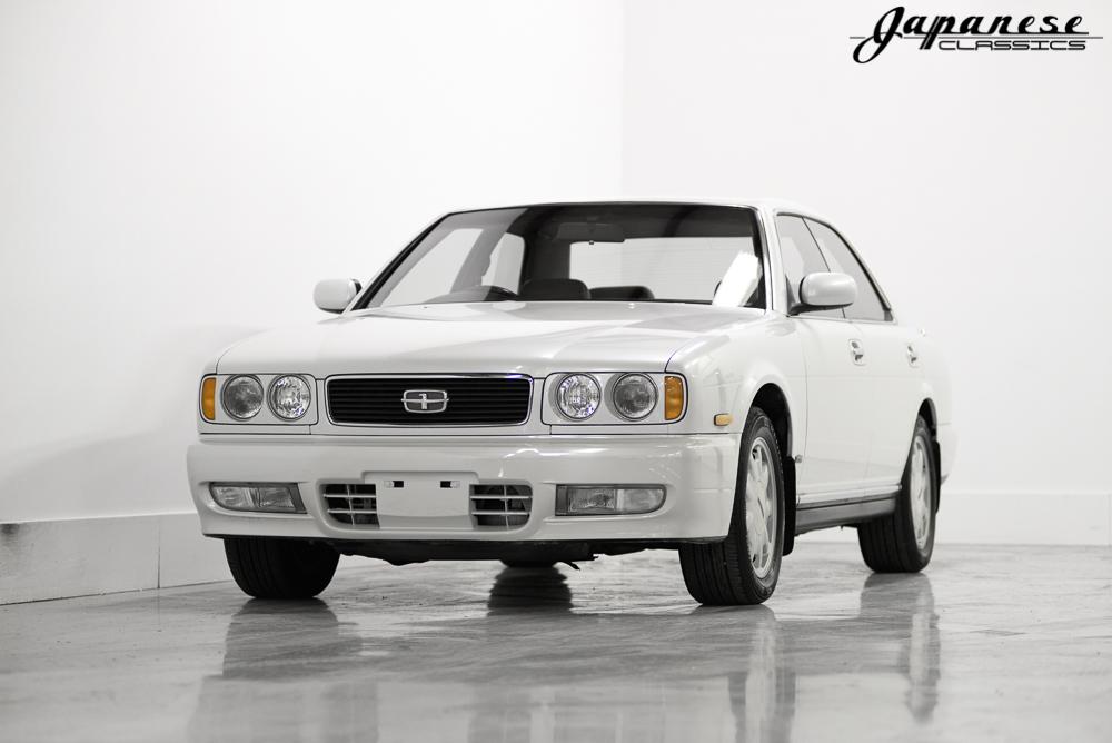 1992 Nissan Gloria GT Ultima