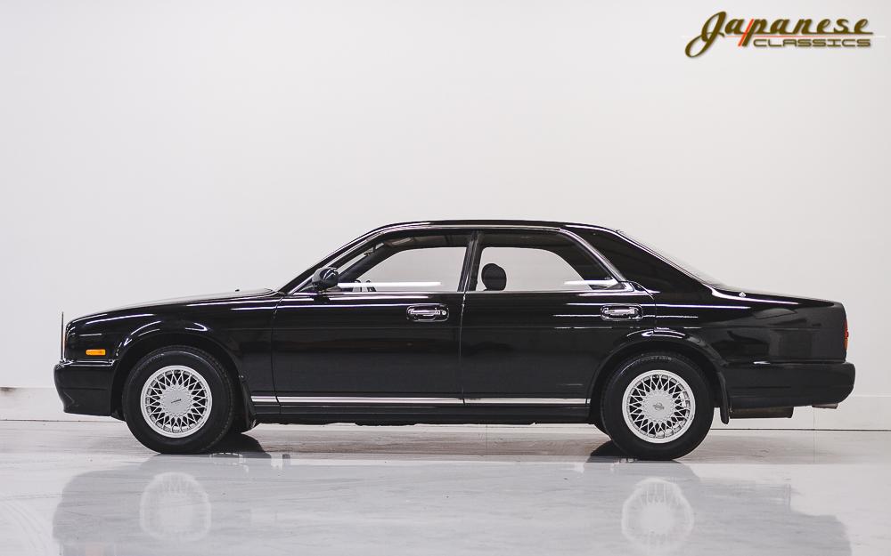 Japanese Classics 1993 Nissan Cedric Y32