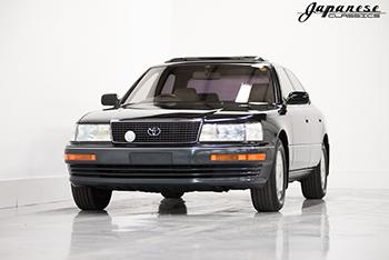 1992 Type C Toyota Celsior