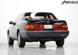 1990 Toyota Celsior With Rare Factory Options
