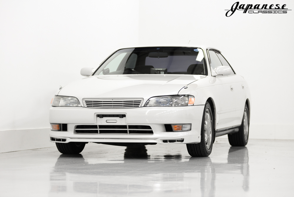 1992 Toyota Mark II Tourer V ...