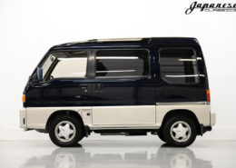1991 Subaru Sambar Van