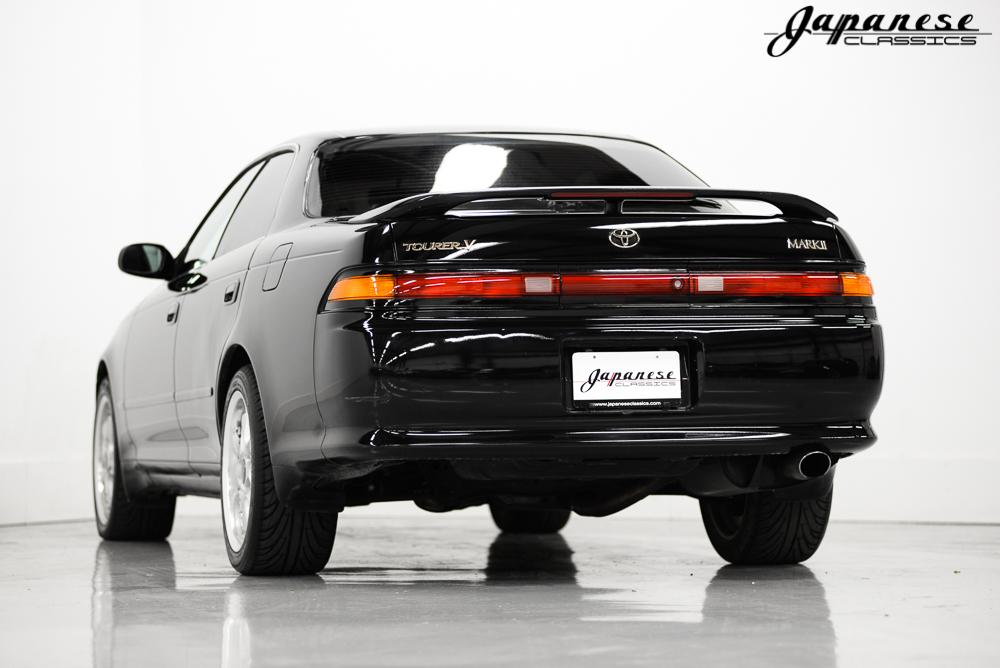 ... 1993 Toyota Mark II JZX90 ...