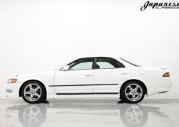 1993 Toyota Mark II Manual JZX90