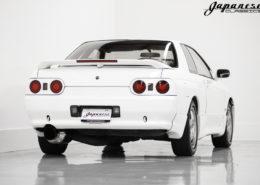1993 Nissan Skyline R32 In Super White