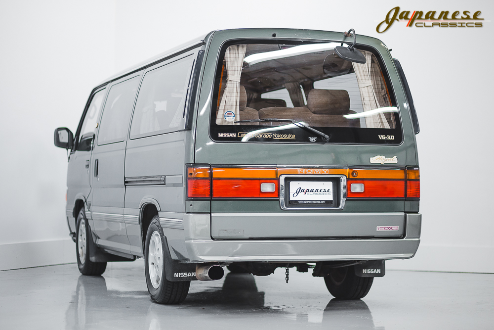 1991 Nissan Homy Royal