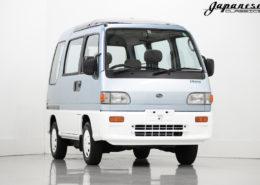 1992 Subaru Sambar Dias Van