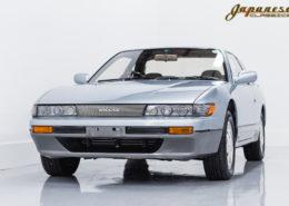 1993 Nissan Silvia Purpleish Silver Two Tone