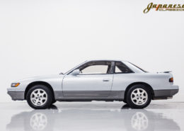 1993 Nissan Silvia Purpleish Silver Two Tone