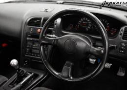 1993 Nissan Skyline R33 Sedan