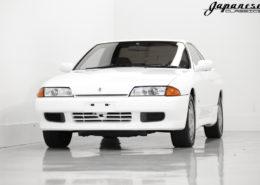 1993 Nissan Skyline Crystal White GTS-T