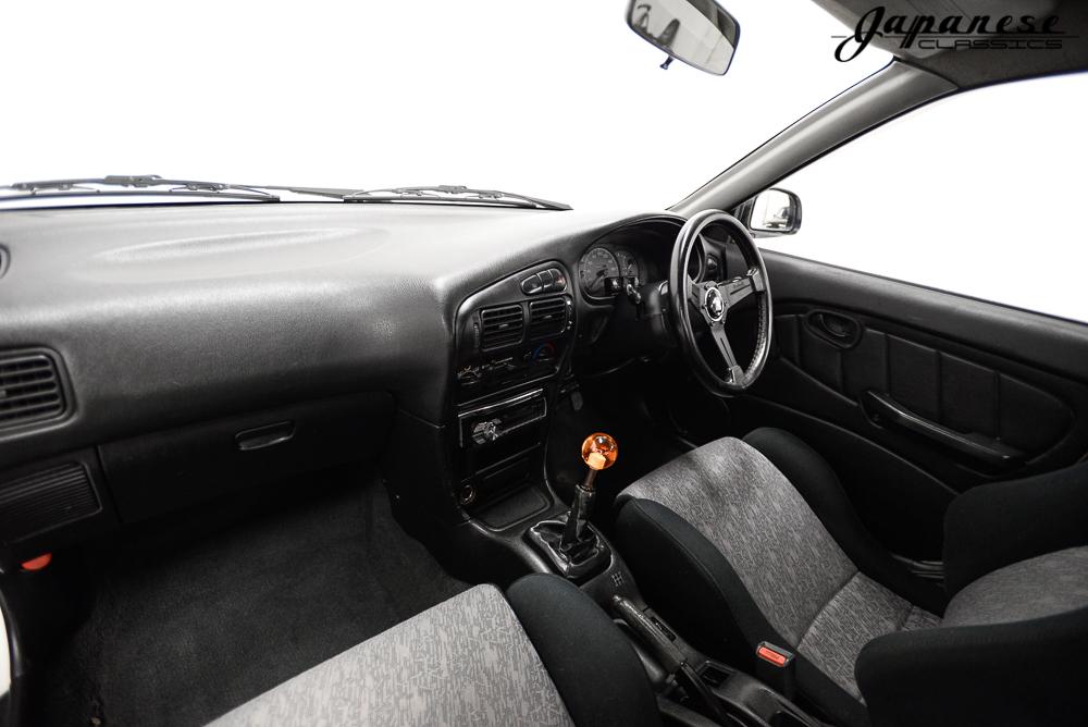Japanese Classics | 1993 Mitsubishi Evo 1 RS