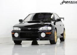 1993 Subaru WRX GC8 Impreza
