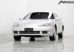 1992 Toyota Soarer Super Silver Metallic