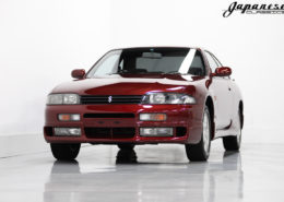 1993 Skyline R33 Coupe Type S