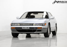 1989 Nissan Silvia K's Factory Two Tone