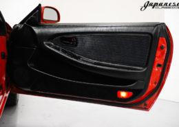 1993 Toyota MR2 Super Red GT-S