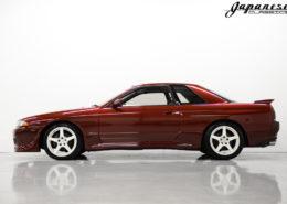 1990 Skyline R32 Type-M Red Pearl Metallic