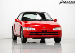 1991 Festival Red Honda Beat