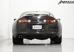 1993 Anthracite Twin Turbo MKIV Supra