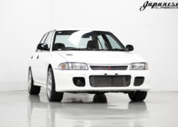 1993 Mitsubishi Evo 1 RS