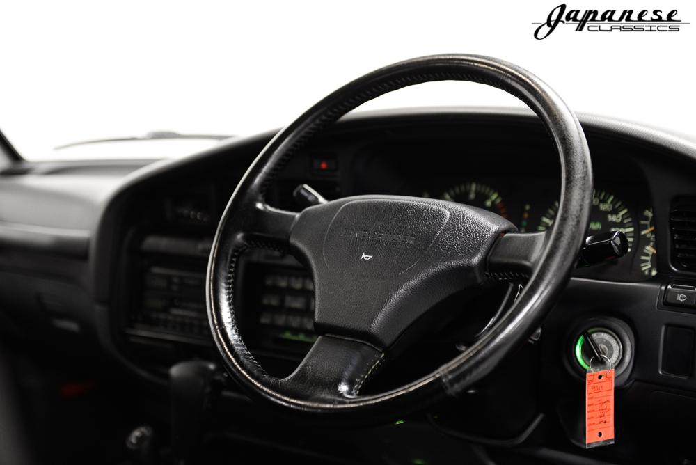 Japanese Classics | 1992 Toyota Land Cruiser