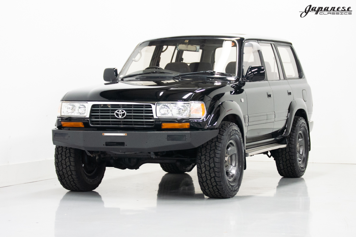 1992 Land Cruiser Diesel 4 4 Japanese Classics