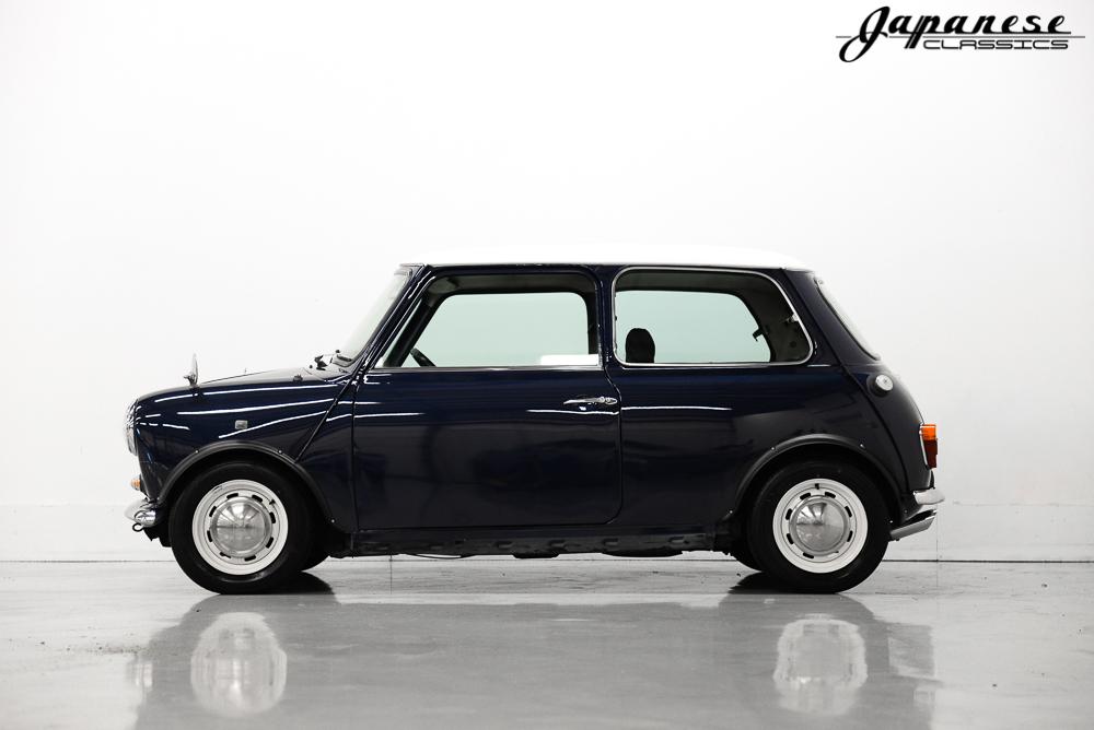 Japanese Classics 1989 Rover Mini Mayfair