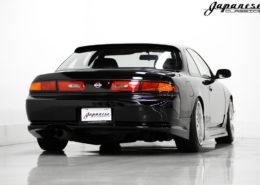 1993 Nissan S14 Silvia K's
