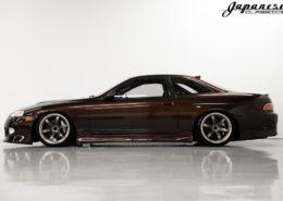 1992 Toyota Soarer Fully Built