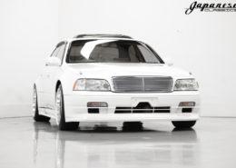 1992 Toyota Crown Majesta Widebody