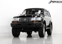 1994 Toyota Land Cruiser Series 80