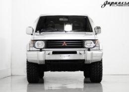 1991 Mitsubishi Pajero Diesel