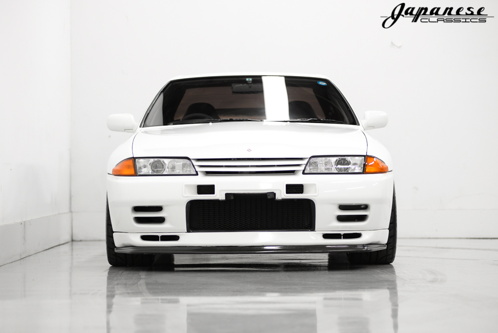 Japanese Classics   1994 Skyline GTR
