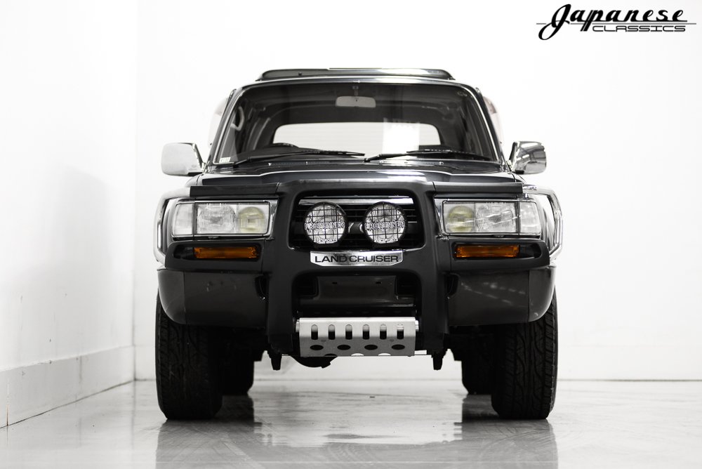 Japanese Classics | 1991 Toyota Land Cruiser FJ80