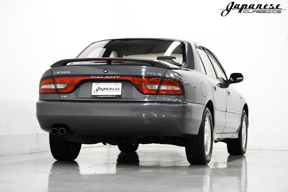 Japanese Classics   1994 Mitsubishi Galant VR4