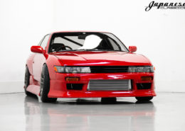 1992 Nissan S13 Widebody