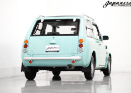 1989 Nissan Pao Soft Top