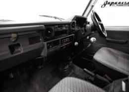 1992 Land Cruiser PZJ70