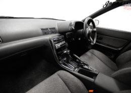 1989 Nissan Skyline Sedan