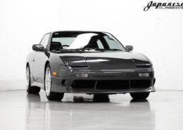 1993 Nissan 180SX Fastback