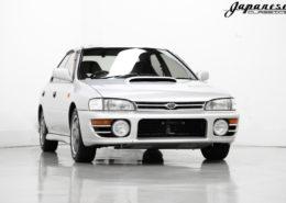 1994 Subaru WRX Sedan