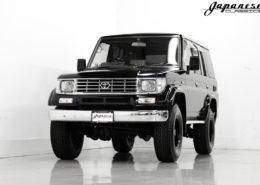 1991 Toyota Land Cruiser Prado SX